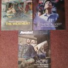Christian Magazine, Awake 3 Issues August 2003, May & March 2015 070716782