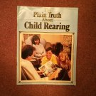 Plain Truth Magazine, Special Issue Inserts from 80s, Child Rearing 70716784