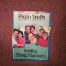 Plain Truth Magazine, April 1990, Building Strong Marriages  70716785