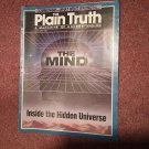 Plain Truth Magazine, May/June 1990 The Mind 70716786