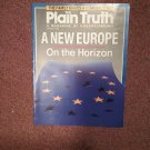 Plain Truth Magazine, January 1990 A New Europe 70716795