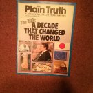 Plain Truth Magazine, November/Dec 1989  The 80s 70716796