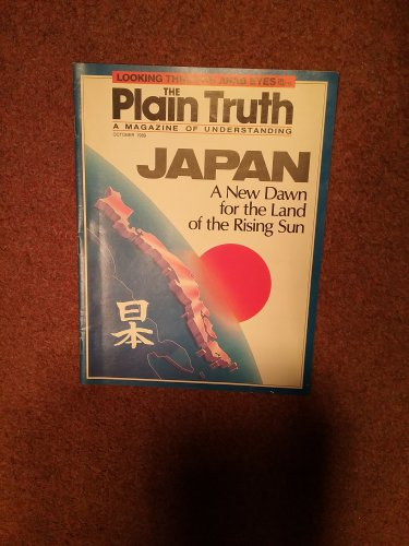 Plain Truth Magazine, Ocr  1989  Japan 70716797