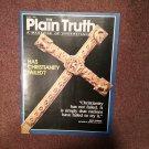 Plain Truth Magazine, April 1991 Has Christianity Failed?  70716801