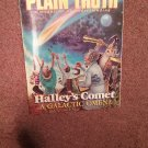 Plain Truth Magazine, February 1986 Halley's Comet  70716837