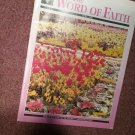 The Word of Faith Magazine, April 1993  Is there hope when believers sin? 70716843