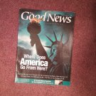 The Good News Magazine, January-February 2013, Where does Amercia Go?  70716854