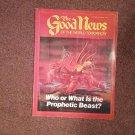 The Good News Magazine, October-November 1985 70716859