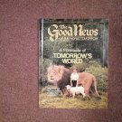 The Good News Magazine, Septe-Oct 1988 Tomorrow's World    070716870