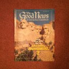 The Good News Magazine, July-August 1988 Life Lasting Monument  070716871