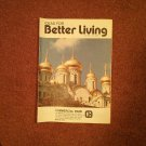 Ideas for Better Living, July 1990 Vol 34 No 11 Locals ads Parkersburg WV 070716889