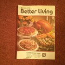Ideas for Better Living, November 1992 Vol 37 No 3 Locals ads Parkersburg WV 070716901