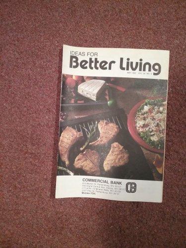 Ideas for Better Living, Sept  1992 Vol 36 No 9 Locals ads Parkersburg WV 070716904