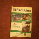 Ideas for Better Living, April  1992 Vol 36 No 8 Locals ads Parkersburg WV 070716905