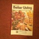 Ideas for Better Living, Nov  1993  Vol 38 No 3  Locals ads Parkersburg WV 070716910