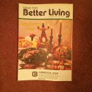 Ideas for Better Living, Sept 1993 Vol 38 No 1 Locals ads Parkersburg WV 070716912