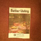 Ideas for Better Living, July 1993 Vol 37 No 11 Locals ads Parkersburg WV 070716914