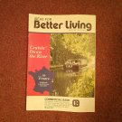 Ideas for Better Living,  March 1993 Vol 37 No 7 Locals ads Parkersburg WV 070716918