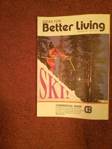 Ideas for Better Living,  Feb  1993 Vol 37 No 6 Locals ads Parkersburg WV 070716919