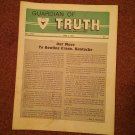 Guardian of Truth Magazine, June 7 1984, Vol XXVIII No 11, BG, KY 070716968