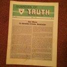 Guardian of Truth Magazine, June 7 1984, Vol XXVIII No 11, BG, KY 070716968