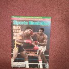 Sports Illustrated, November 16, 1981, Holmes 070716982
