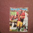 Sports Illustrated, October 5, 1981 Marus Allen 070716993