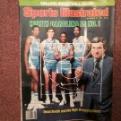 Sports Illustrated, November 30, 1981 Dean Smith   070716999