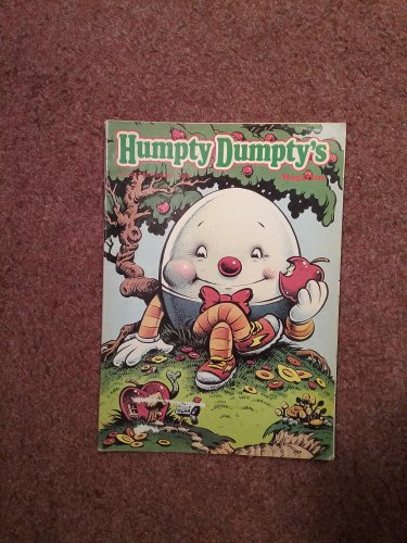 Humpty Dumpty's Magazine, August-Sept 1986  0707161009