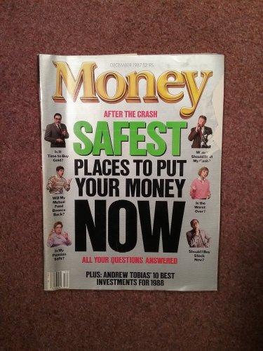 Money Magazine December 1987  Is it the worst over?  0707161017