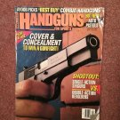 Handguns for Sport & Defense Magazine, Cover and Concealment 0707161019