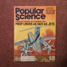 March 1985 Popular Science, Prop Liners As Fast As Jets  707161029