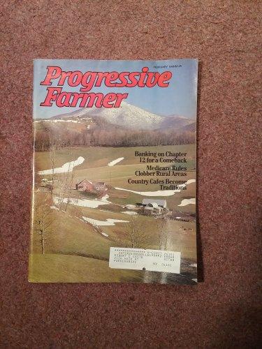 Progressive Farmer Magazine, Feb 1988 Country Cafes   707161035