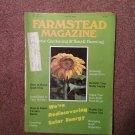 Farmstead Magazine, Summer 1980, Good Bugs in The Garden 707161039