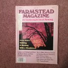 Farmstead Magazine, Fall  1980 Cooking with Woodstove 707161041