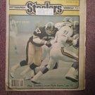 Pittsburgh Steelers Weekly Magazine, September 19, 1981 Gary Dunn 707161044