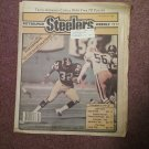 Pittsburgh Steelers Weekly Magazine, November 21, 1981, Franco Harris  707161049
