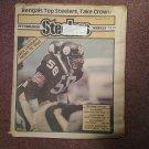 Pittsburgh Steelers Weekly Magazine, December 19, 1981 Jack Lambert 707161051