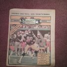 Pittsburgh Steelers Weekly Magazine, December 12, 1981, Lynn Swann 707161052