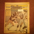 Pittsburgh Steelers Weekly Magazine, August 15, 1981 Joe Greene   707161058