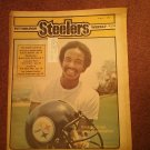 Pittsburgh Steelers Weekly Magazine, August 1, 1981, Rookie Washington 707161060