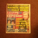 Natinal Examiner Magazine Jan 6, 1998 Jimmy Swaggart 707161069