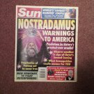 Sun Magazine March 34, 1998 Nostradamus  707161071