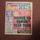 Sun Magazine Frb 20, 199 World to End in 2000  707161075