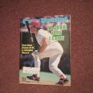 Sports Illustrated Magazine August 19, 1985 Pete Rose 0707161146