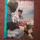 Faith Magazine Winter 1990, Freedom God's Words Behind Bars 0707161363