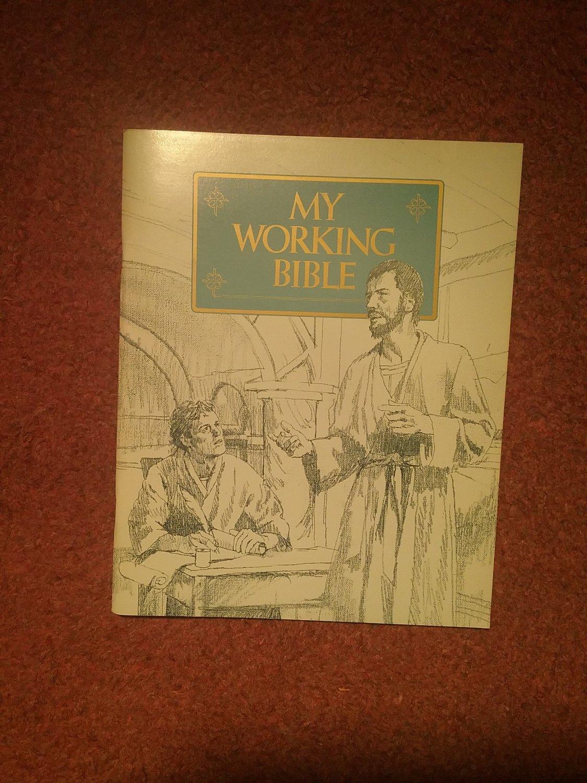 Guideposts, My Working Bible , Workbook, Romans 0707161384