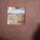 3D Landscape Designer Deluxe 5, Home Depot  0707161410