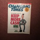 Changing Times Magazine March 1988, Keep More Cash 07071691442