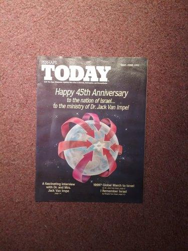 Perhaps Today Magazine, May/June 1993 Israel Anniversary  07071691445